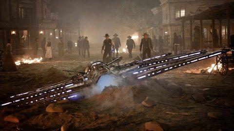 『カウボーイ & エイリアン』(2011) -Cowboys & Aliens-