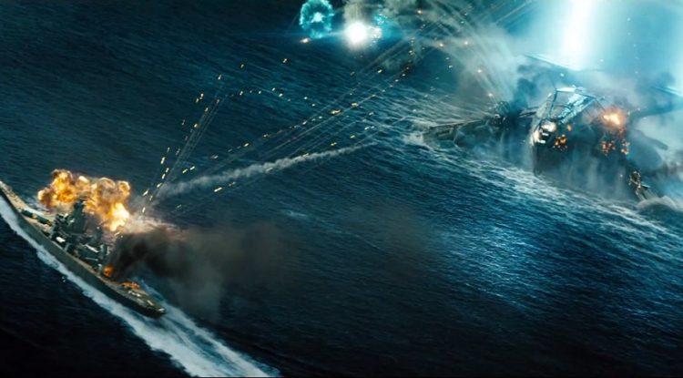 『バトルシップ』(2012) - BattleShip –