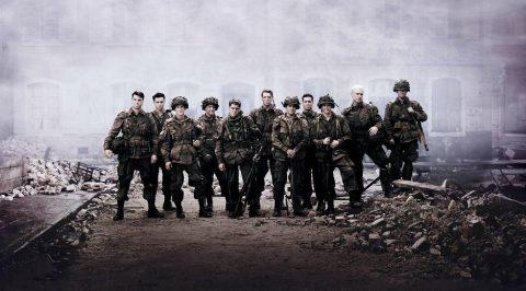 『バンド・オブ・ブラザース』(HBO 2001) ノルマンディ上陸作戦とは