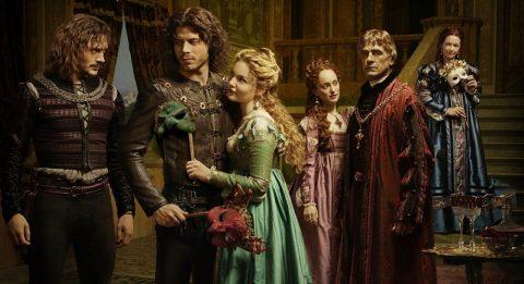 「ボルジア家 愛と欲望の教皇一族」(2011/TV) ~WOWOWで観る