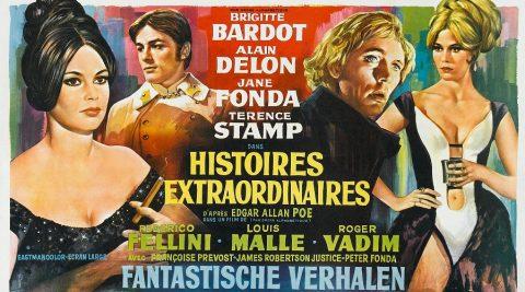 『世にも怪奇な物語』(1967) - Histoires extraordinaires –