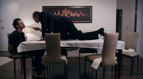 『パーフェクト・ホスト 悪夢の晩餐会』(2010) - The Perfect Host –
