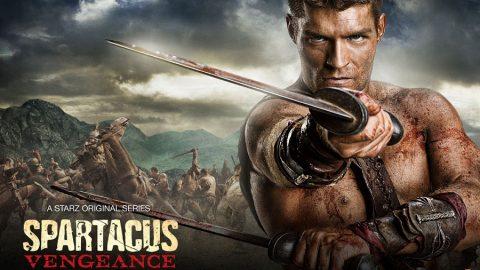 「スパルタカスⅡ」(2012/TV) - Spartacus: Vengeance –