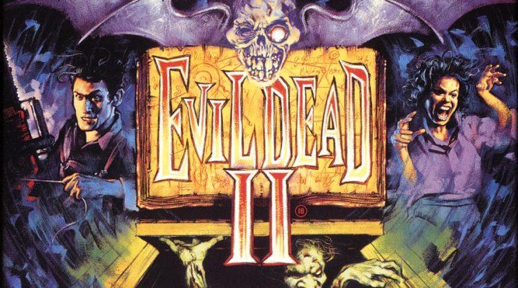 『死霊のはらわたII』(1987) - Evil Dead II –