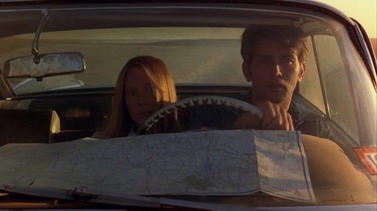 『地獄の逃避行』(1973) - Badlands –