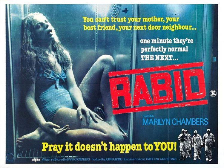 『ラビッド』(1977) - Rabid –