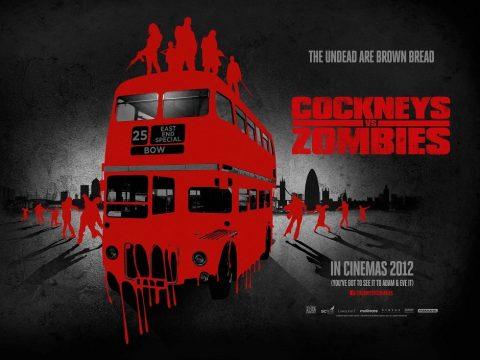 『ロンドンゾンビ紀行』(2012) - Cockneys vs Zombies –