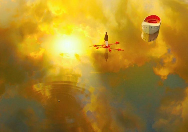 『ライフ・オブ・パイ/トラと漂流した227日』(2012) - Life of Pi –