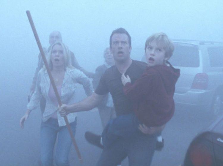 『ミスト』(2007) - The Mist –