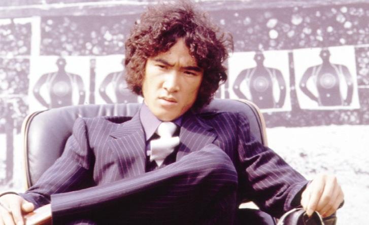 『蘇える金狼』(1979) - Resurrection of Golden Wolf –