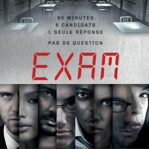 『エグザム』(2009) - Exam –