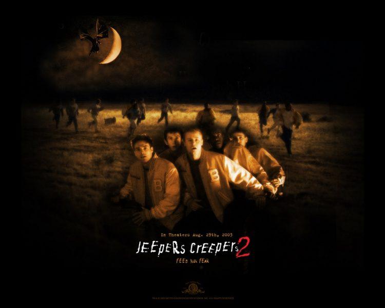 『ヒューマン・キャッチャー』(2003) - Jeepers Creepers 2 –