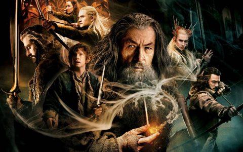 『ホビット 竜に奪われた王国』(2013) - The Hobbit: The Desolation of Smaug –