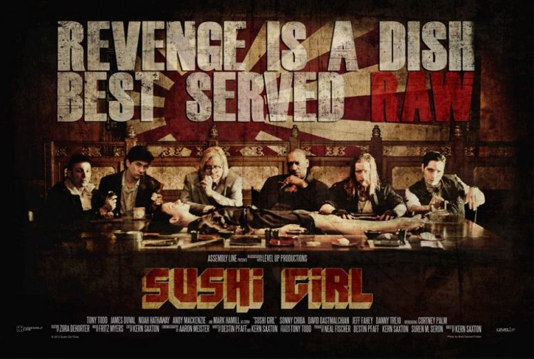 『SUSHi GiRL /スシガール』(2012) - Sushi Girl –