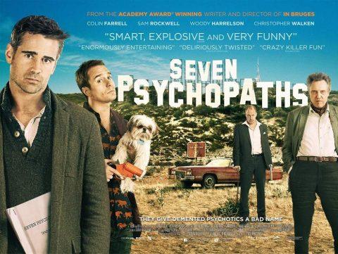 『セブン・サイコパス』(2012) - Seven Psychopaths –