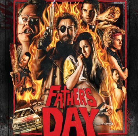『ファーザーズ・デイ / 野獣のはらわた』(2011) - Father's Day –