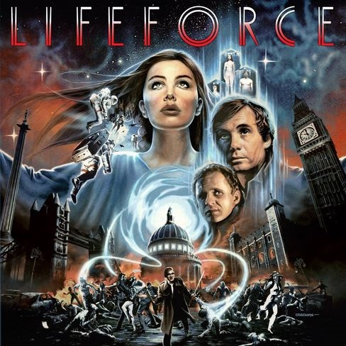 『スペースバンパイア』(1985) - Lifeforce –