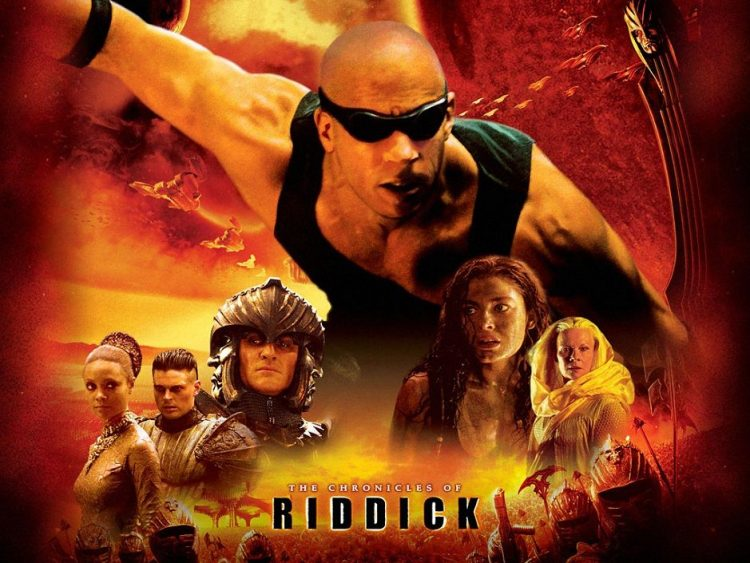 『リディック』(2004) - The Chronicles of Riddick –