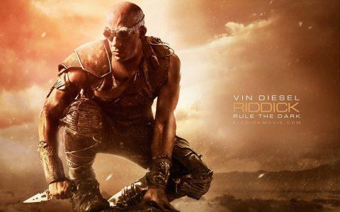 『リディック: ギャラクシー・バトル』(2013) - Riddick –