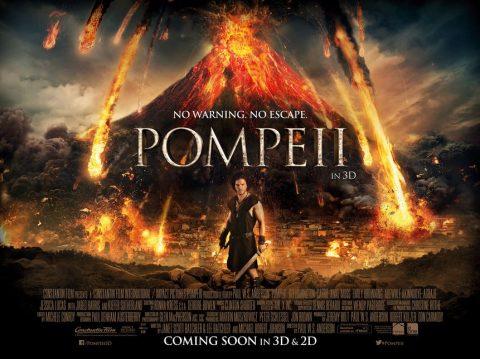 『ポンペイ』(2014) - Pompeii –