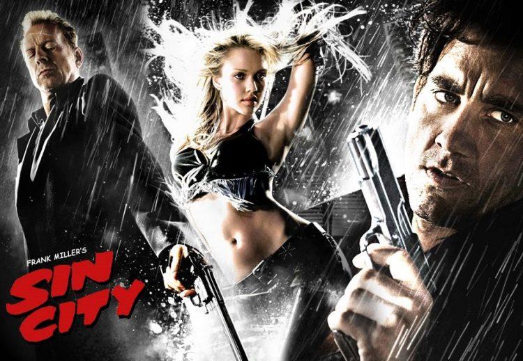 『シン・シティ』(2005) - Sin City –