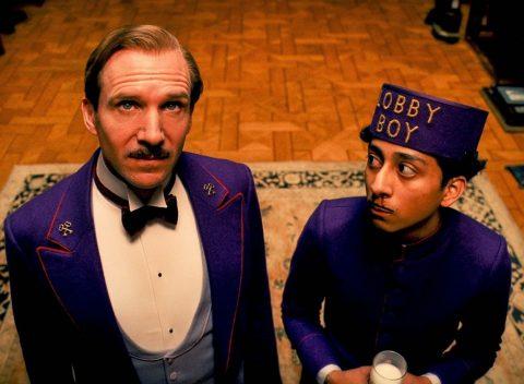 『グランド・ブダペスト・ホテル』(2013) - The Grand Budapest Hotel –