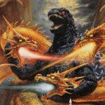 『ゴジラvsキングギドラ』(1991) - Godzilla vs. King Ghidora –