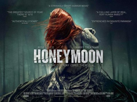 『ハネムーン』(2014) - Honeymoon