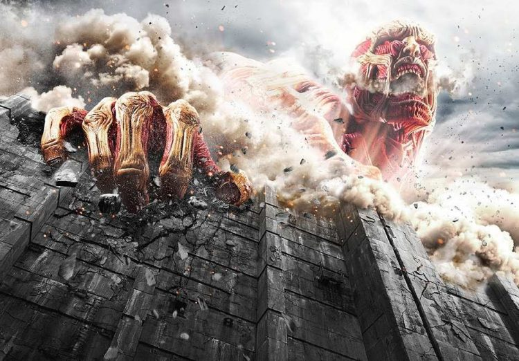 『進撃の巨人 ATTACK on TITAN』(2015)