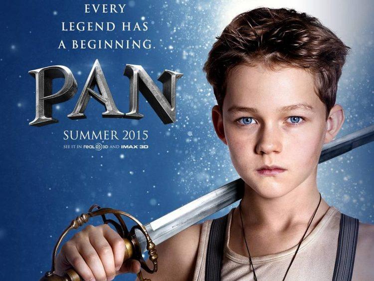 『PAN ネバーランド、夢のはじまり』(2015) - Pan