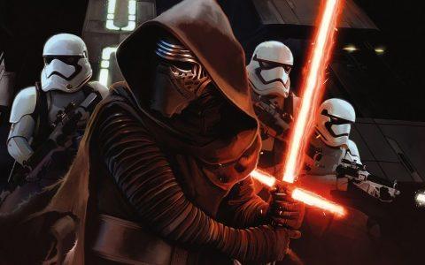 『スター・ウォーズ エピソード7/フォースの覚醒』(2015) - Star Wars: The Force Awakens