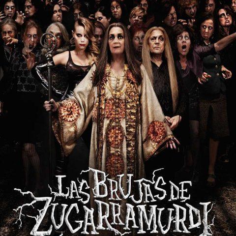 『スガラムルディの魔女』(2013) - Las brujas de Zugarramurdi