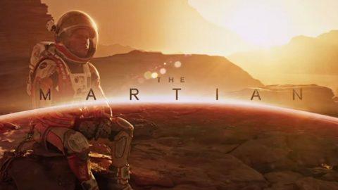 『オデッセイ』(2015) - The Martian