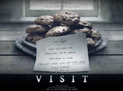『ヴィジット』(2015) - The Visit